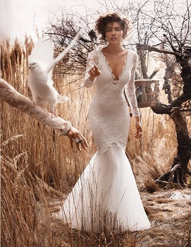 Olvis Lace Wedding Dresses