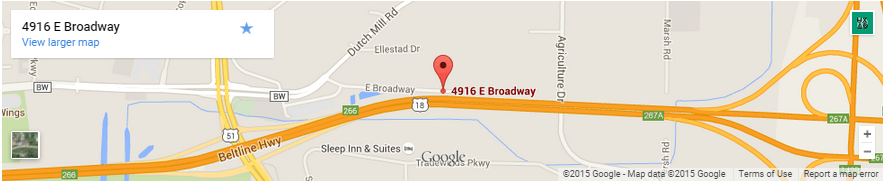 facility gateway corporation map