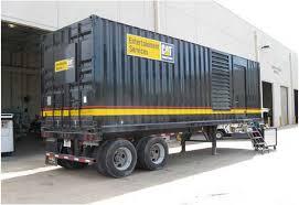 750kw generator rental
