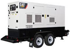 100kw generator rental