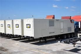 2000kw generator rental