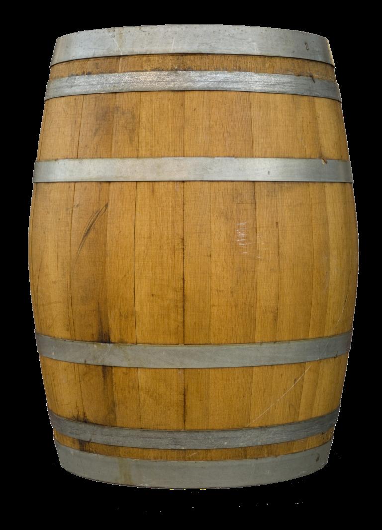 White Whiskey Barrel ~ Used oak barrels for bourbon whiskey craft beer wine