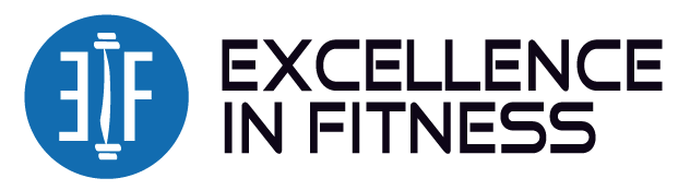 excellence in fitness logo