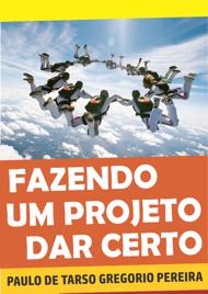 Capa do Ebook Fazendo um projeto dar certo (conheça)