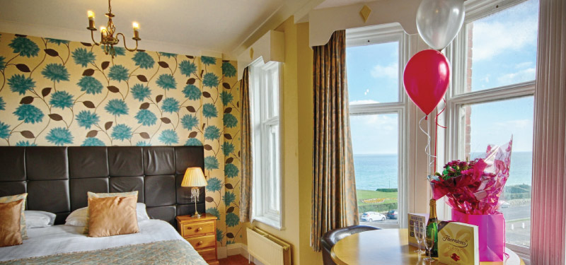 3 for 2 offer at the Cliftonville Hotel, Cromer, Norfolk