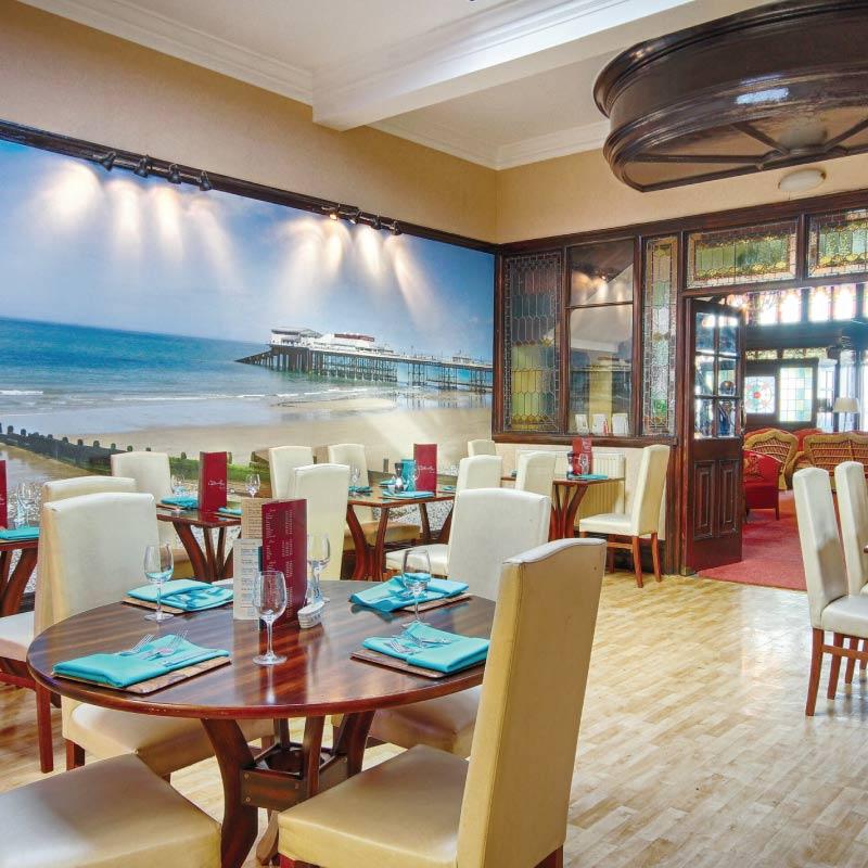Bolton's Bistro Restaurant, Cromer, Norfolk