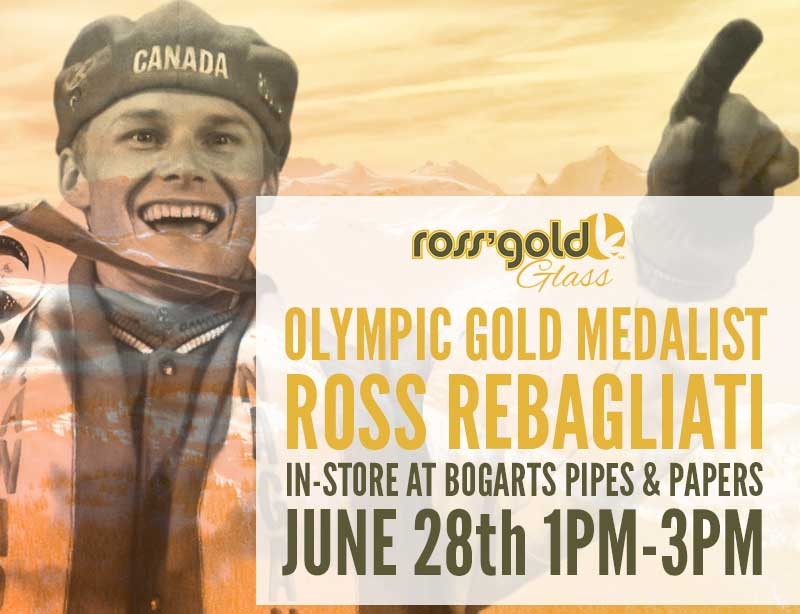 Ross is Coming to Bogart's on June 28th!