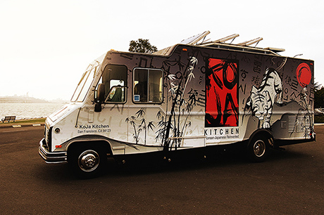 Koja Food Truck San Francisco Schedule