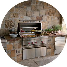Custom Outdoor Kitchen Design   Clearwater Outdoor Design