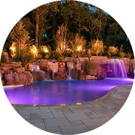 Custom Pools | Clearwater Outdoor Design