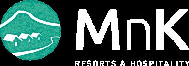 MnK Niseko logo reverse