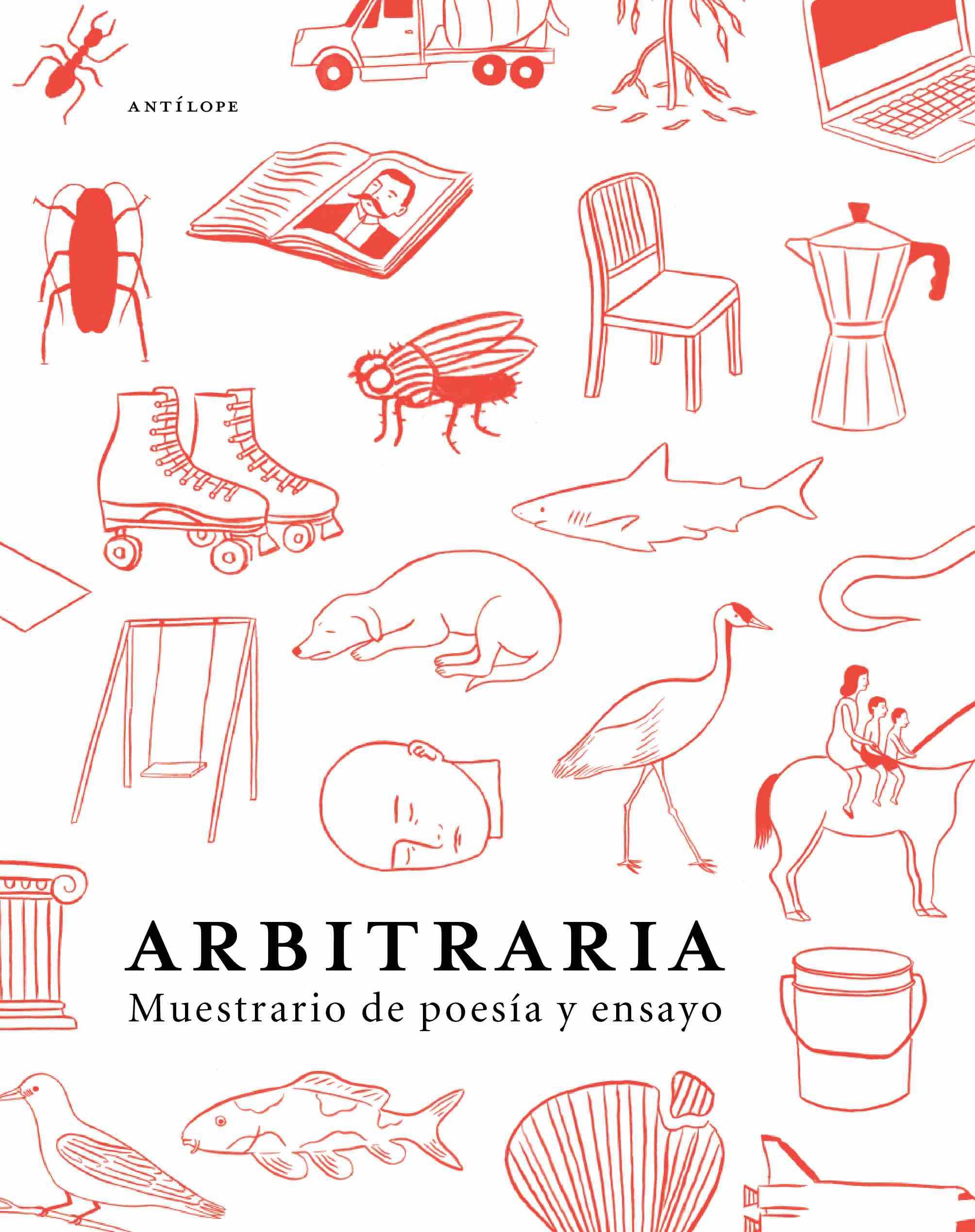 Arbitraria - Ediciones Antilope