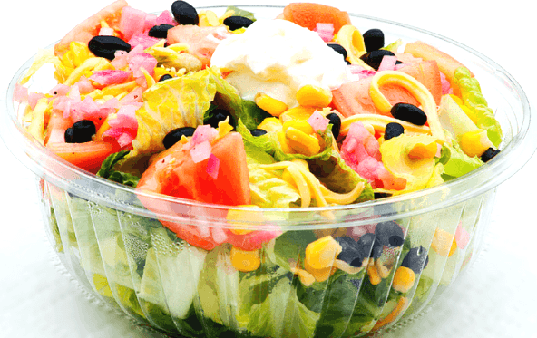 Chickens Road Mexican Salad
