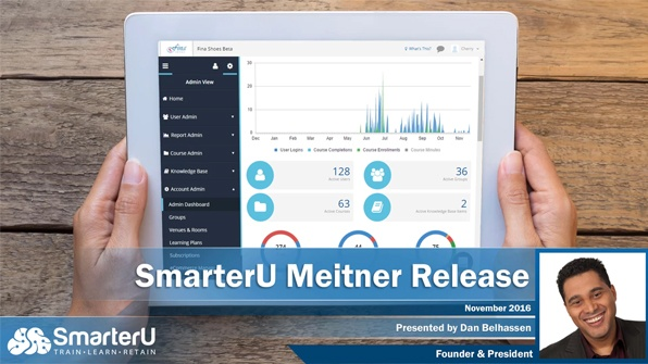 SmarterU YouTube Webinars - SmarterU LMS - Learning Management System