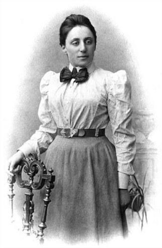 Women in STEM - Emmy Noether - SmarterU LMS - Learning Management System