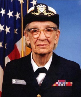 Women in STEM - Grace Hopper - SmarterU LMS - Learning Management System