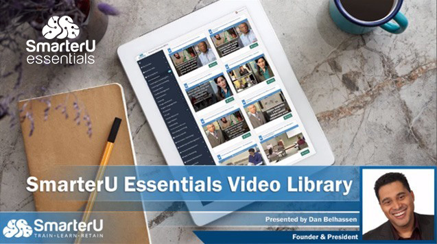 SmarterU Essentials Walkthrough - SmarterU LMS - Corporate Training