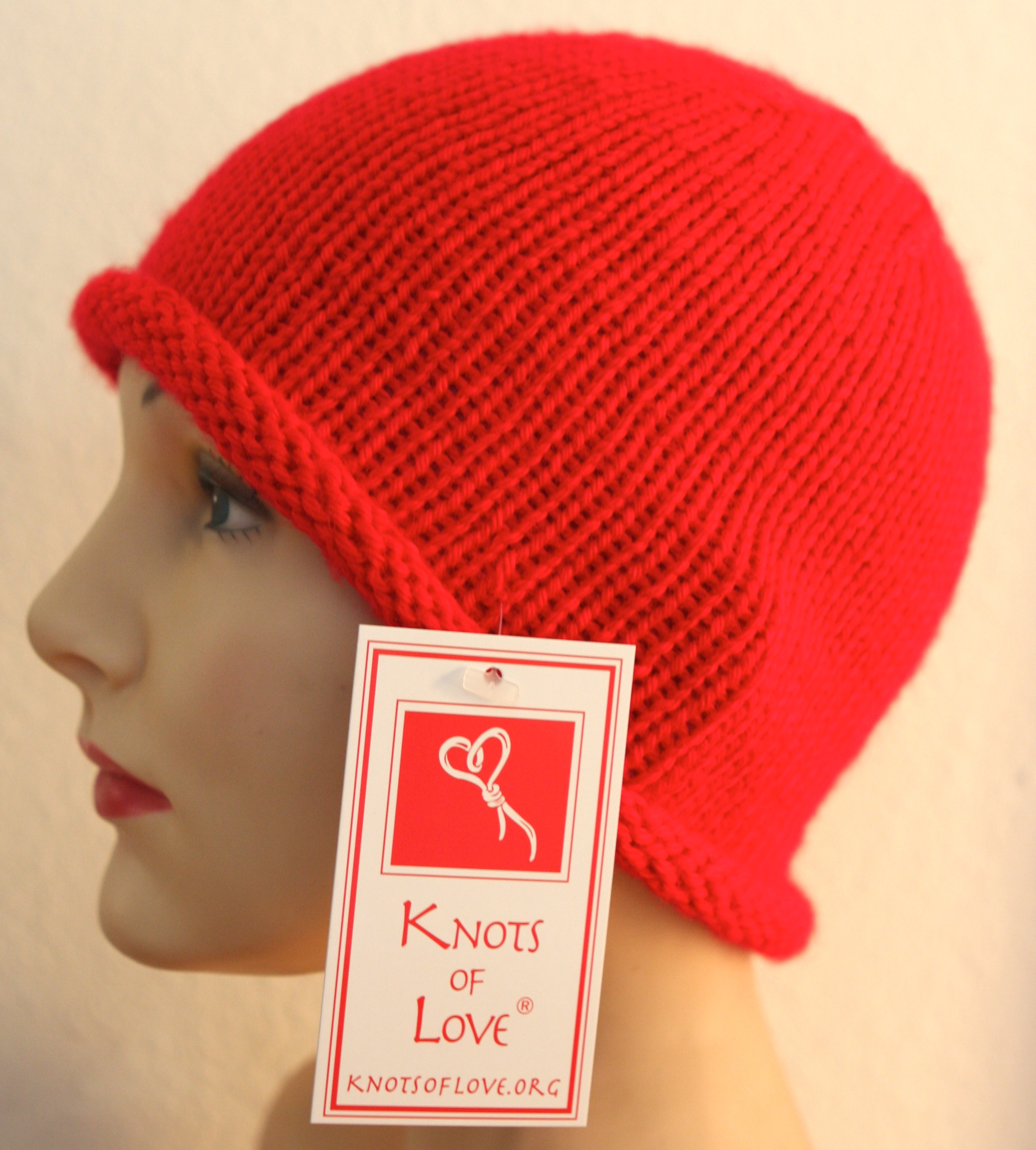 Patterns knots of love madalines knitted cap pdf jeuxipadfo Images