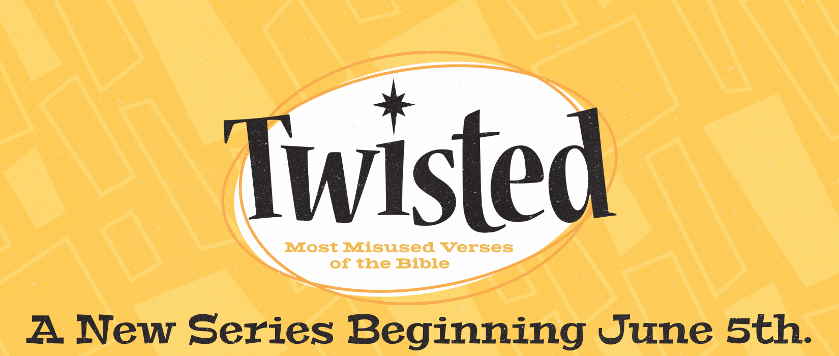 Twisted Sermon Series