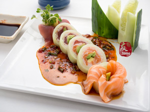 Sushi Roll Gallery