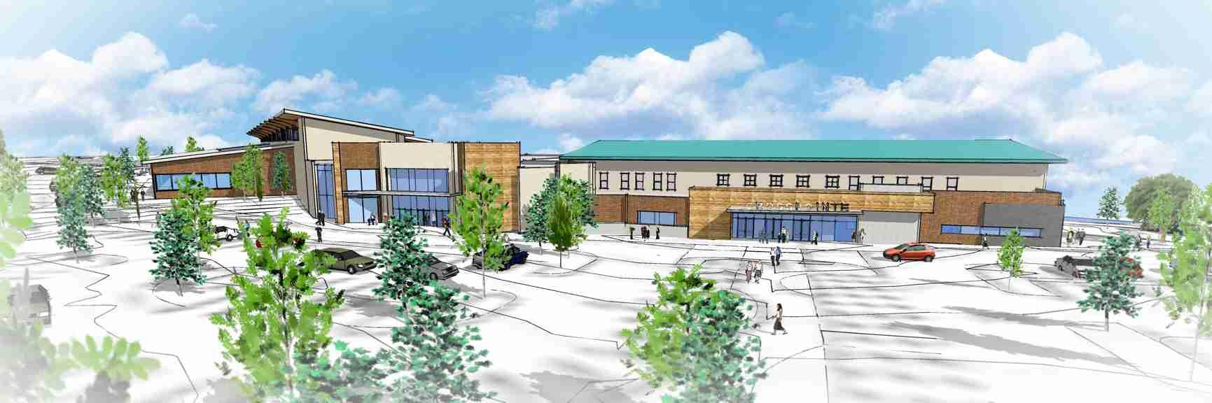 ymca facility
