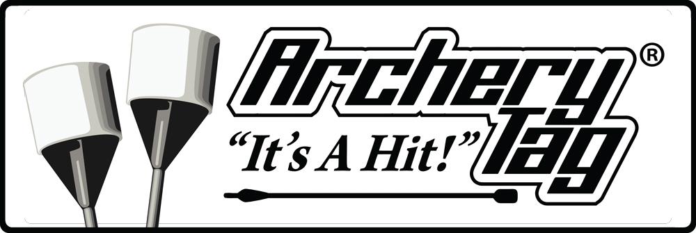 Archery Tag Gloucestershire Logo