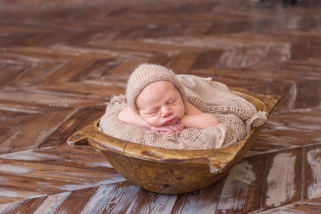фото новорожденных