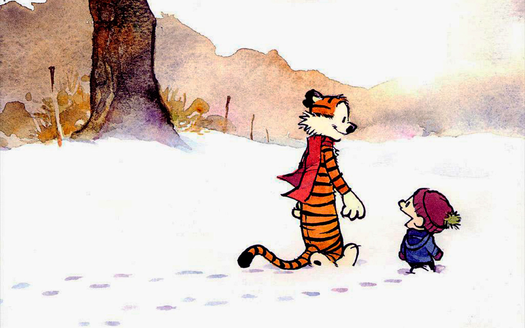 Calvin and Hobbes  Fan Page