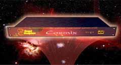 Studio mixer - Cosmix