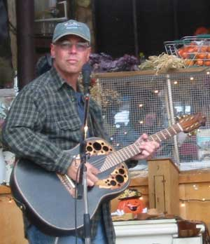 Sound Sculpture founder Ken Czepelka