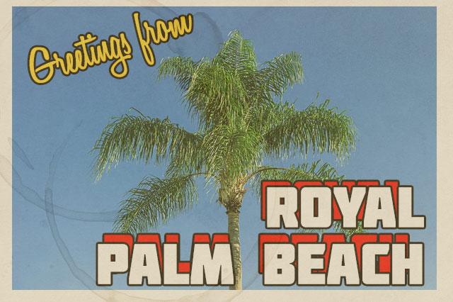 moving to royal palm beach