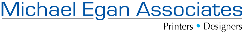 Michael Egan Printers Logo