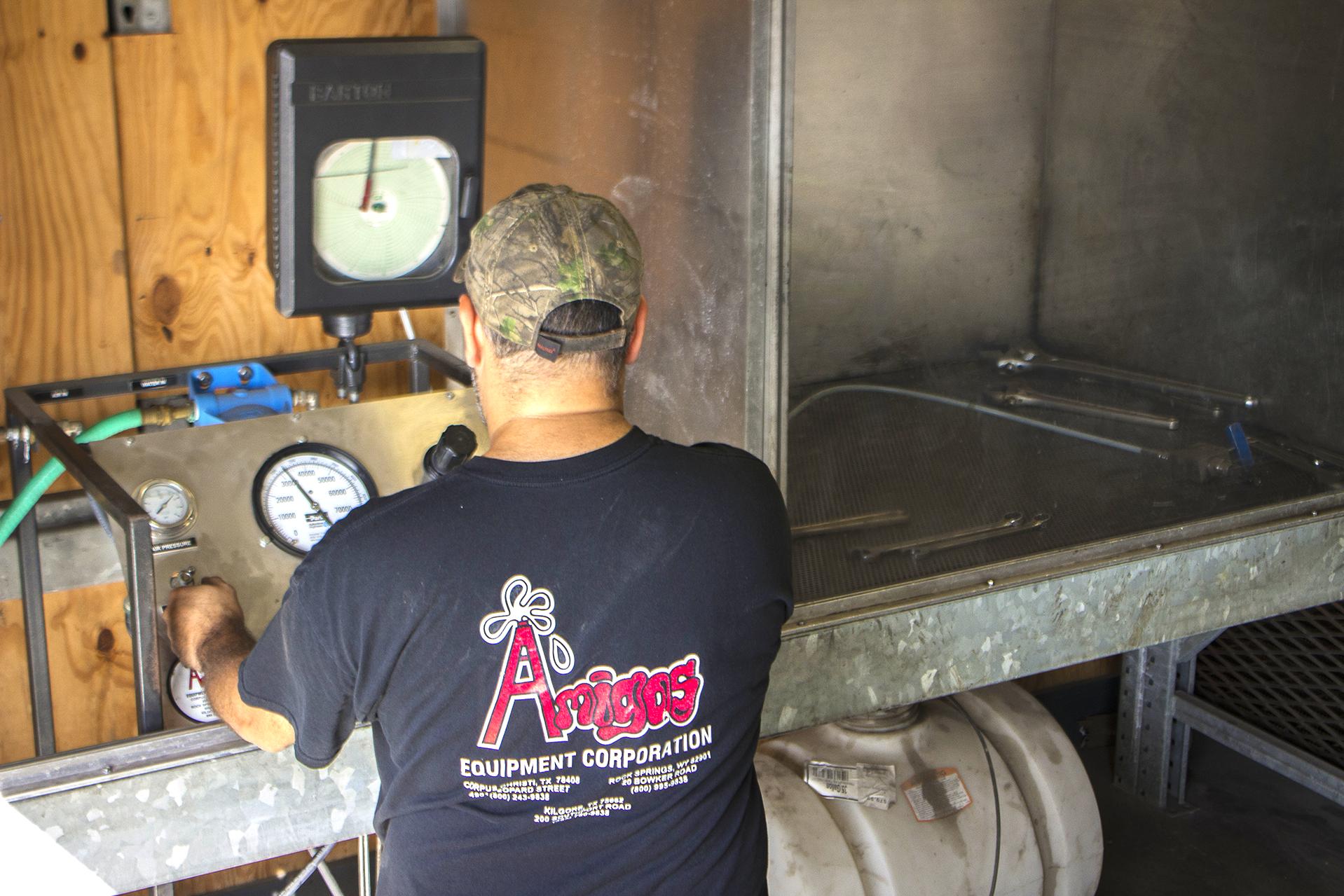 Amigos Hydraulics and Fluid Components - AHF Spir Star Hydraulic Pumps