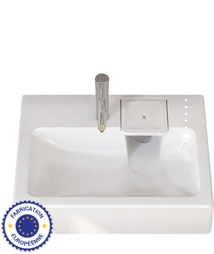 Lavabo gain de place lavabo asym trique vasques gain de place - Lavabo gain de place ...