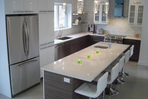 Armoires de cuisine armoires de cuisine blanche and - Armoire de cuisine blanche ...