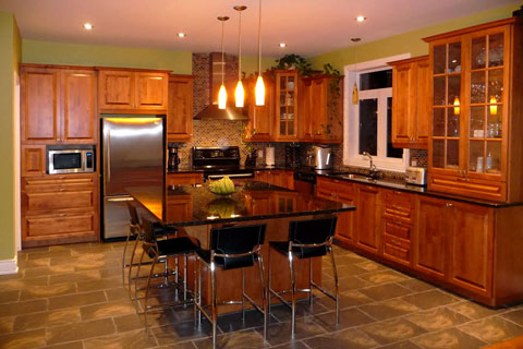 d couvrez quelques unes de nos r alisations armoires de cuisine j daigneault inc. Black Bedroom Furniture Sets. Home Design Ideas