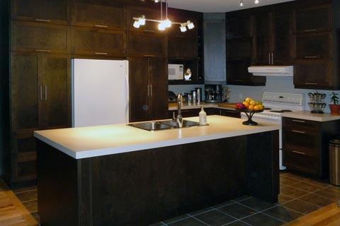 chambly armoires de cuisine j daigneault inc. Black Bedroom Furniture Sets. Home Design Ideas