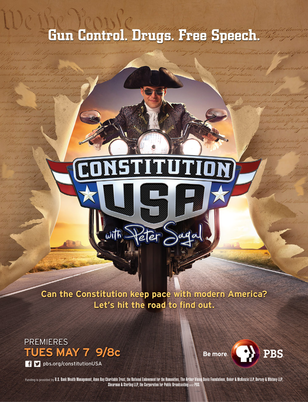 Constitution USA full page ad