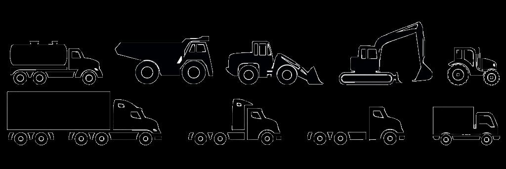 Heavy Equipment Inventory