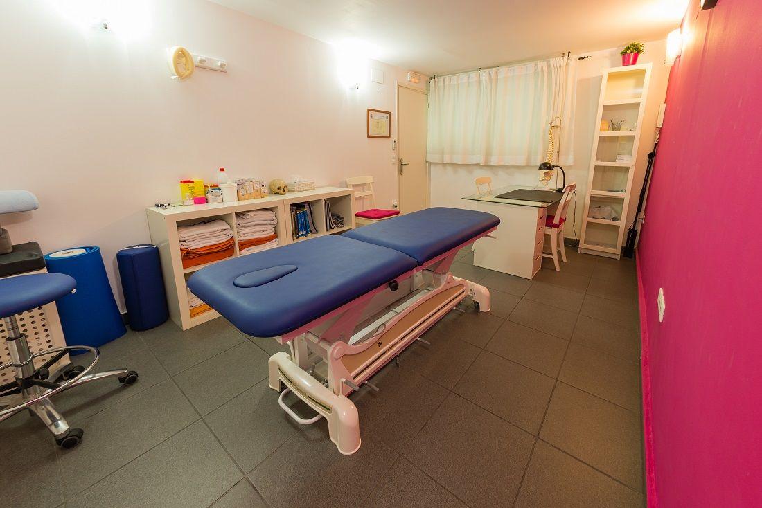 Sala de Fisio i Osteopatia
