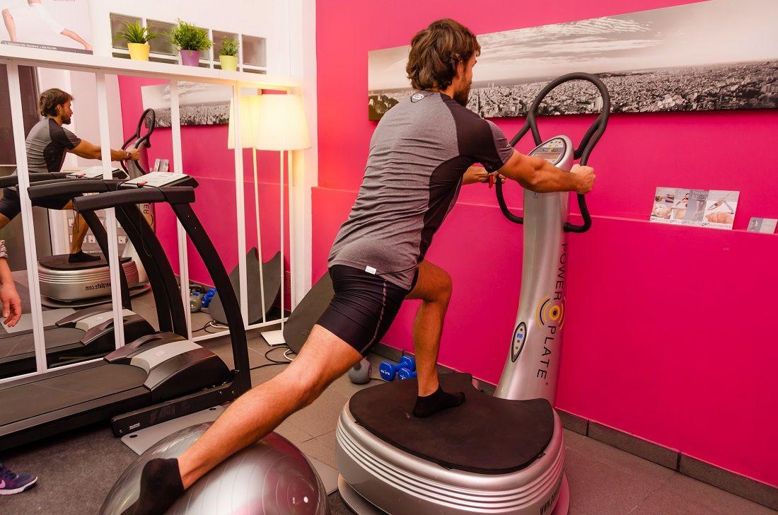 Power Plate es un entrenamiento personal intrensivo de elevada calidad cardiovascular