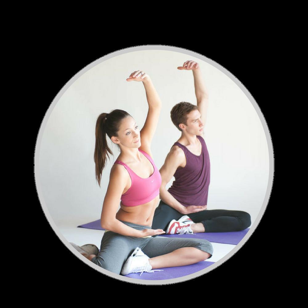 Elasticidad y fuerza con Pilates y Entrenamiento Personal