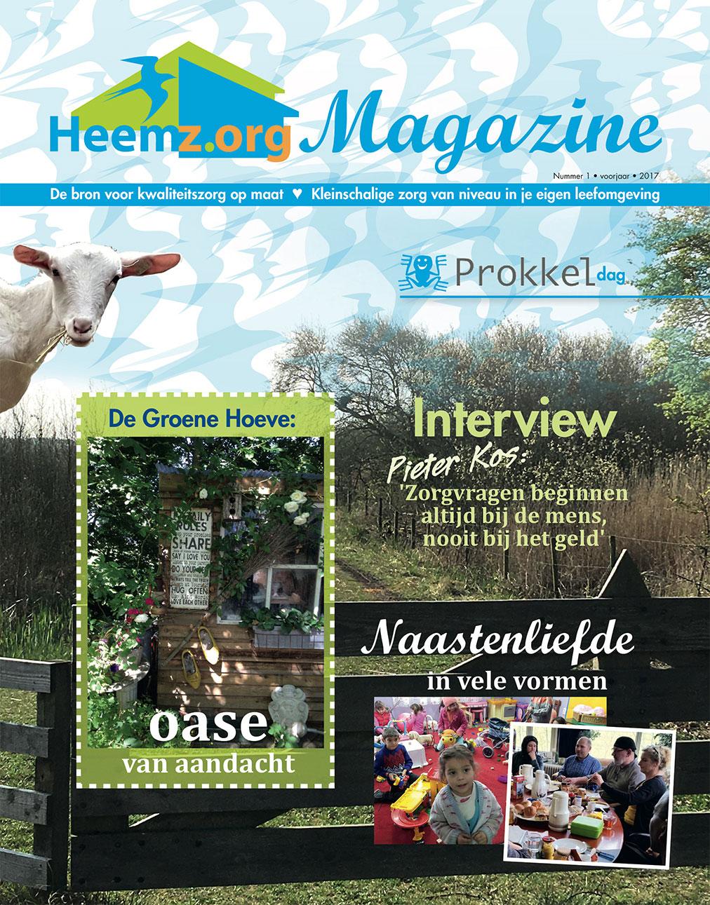 Heemz.org Magazine nr. 1 2017 nu digitaal te downloaden