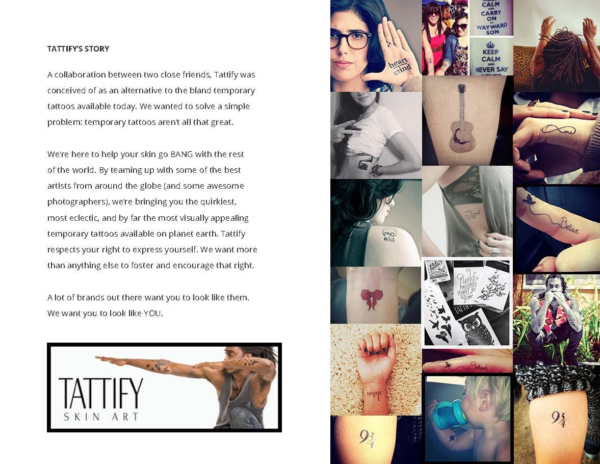 tattifys story