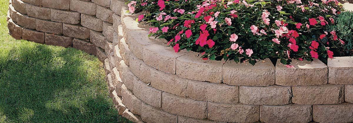 Landscaping Stones Windsor : Walls