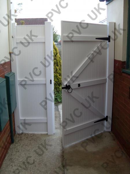 Standard Plastic Gates View Our Full Range Of Pvc Gates