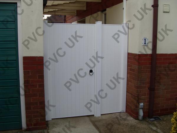 Standard Plastic Gate