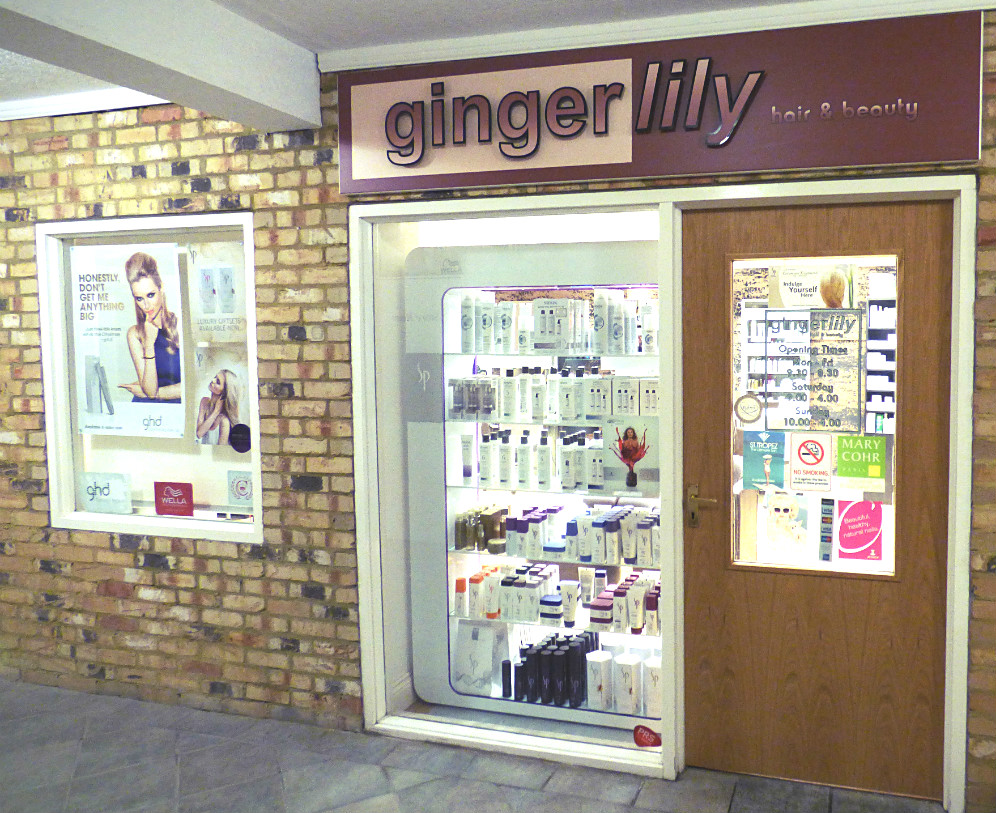 Gingerlily Salon in Cottingham