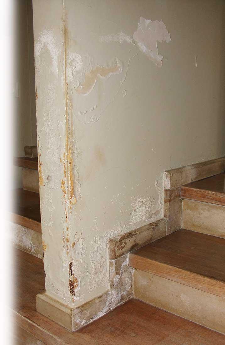 taux humidit mur latest taux duhumidit indiqu par testeur with taux humidit mur amazing. Black Bedroom Furniture Sets. Home Design Ideas