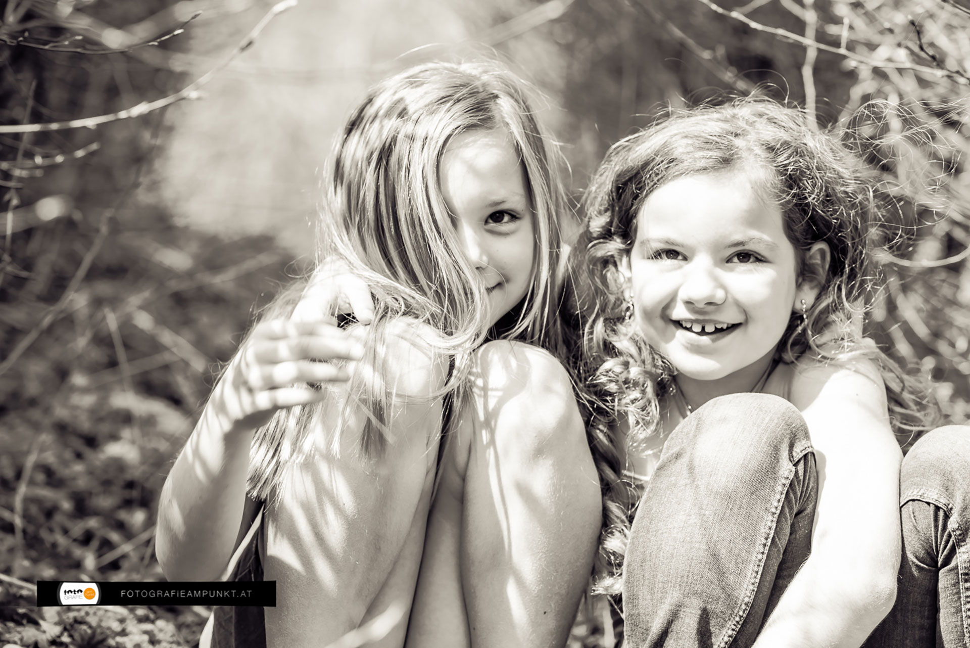 Kinder - Fotografie am Punkt